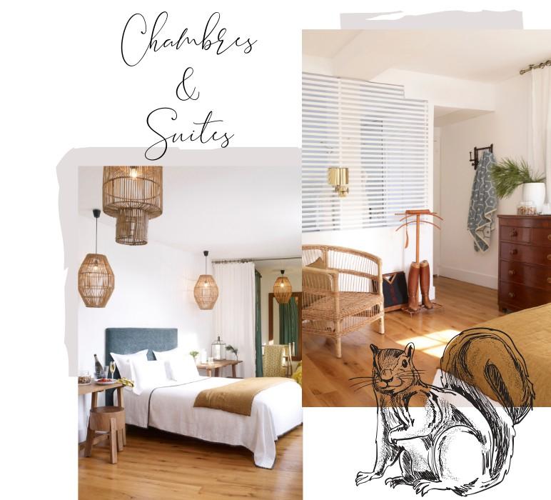Chambre et Suite La Palmeraie